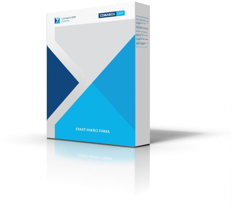 Pakiet Comarch ERP Optima START Mikrofirma