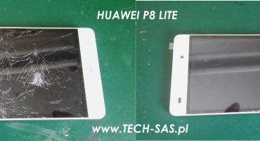 Naprawa Huawei P8 Lite – Wymiana wyświetlacza