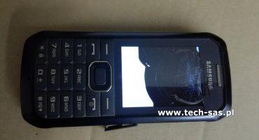 Wymiana ekranu w Samsung Xcover 550