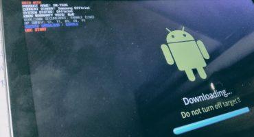 Naprawa Samsung Galaxy Tab4 SM-T535