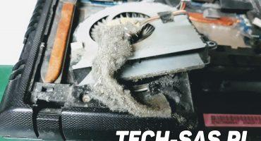 Czyszczenie laptopa Lenovo G500