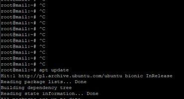 [Konfiguracja serwera] Temporary failure resolving 'pl.archive.ubuntu.com'