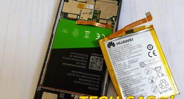 Wymiana baterii w Huawei P9 Lite 2017 (PRA-LX1)