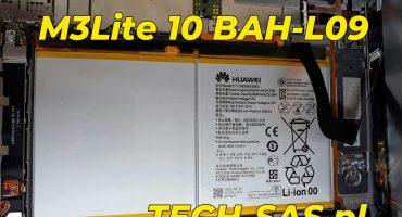 Wymiana gniazda w Huawei MediaPad M3Lite 10 BAH-L09