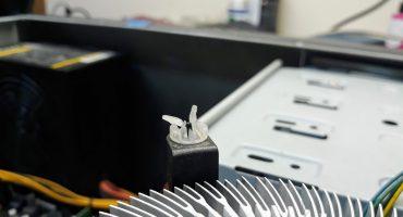 Naprawa komputera który się nie uruchamia