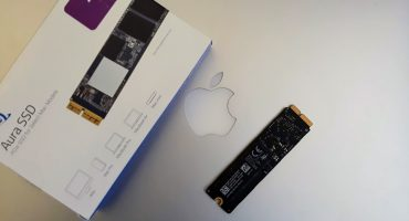 Wymiana upgrade dysku w MacBook Air A1466
