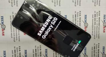 Naprawa telefonów Samsung Galaxy S20 SM-G980 / SM-G981