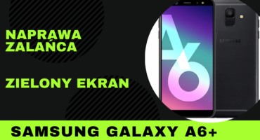 Naprawa zalanego Samsunga Galaxy A6+ (SM-A605)